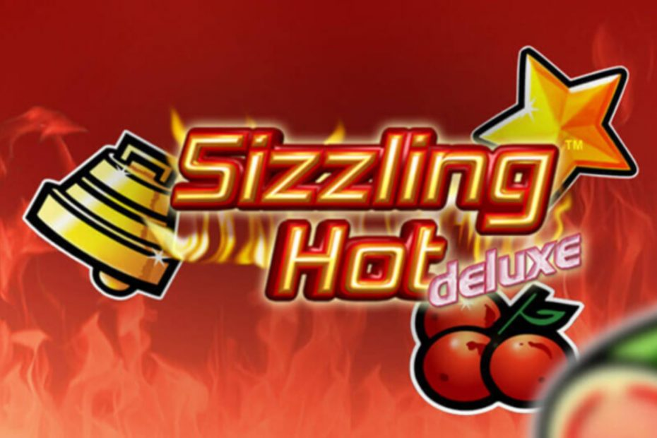 Playing The Sizzling Hot Deluxe Slots